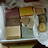 All Natural Variety Gift Set...Soaps for Everyone on your List ~ Natural Handcrafted...
