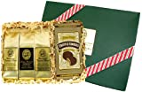 Kona Smooth Hawaiian Coffee & Cookies Sampler Gift, Ground Coffee, Brews 36 Cups, for Christmas and All Occasions