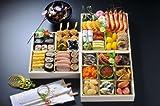 送料無料!【松】三段重おせち料理 昨年3000個完売 おせち お歳暮 お節