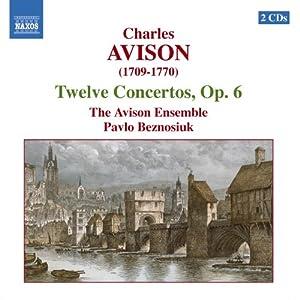 Twelve Concertos Op 6