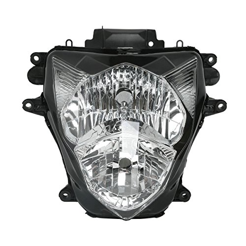 Front Headlight Head Light Lamp For Suzuki GSXR 600 GSX-R 750 2011 2012 2013 New (02 F250 Headlight Switch compare prices)