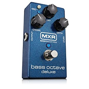 Good Deal on the MXR M288 Bass Octave Deluxe at Amazon