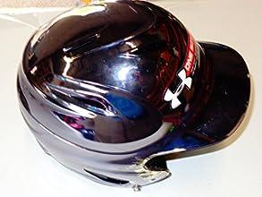 Used Under Armour Batting Helmet OSFA SilverChrome Baseball