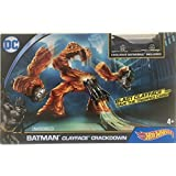 Hot Wheels DC Comics Batman Zipline Launcher Track Set Vehicle
