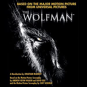 The Wolfman Audiobook