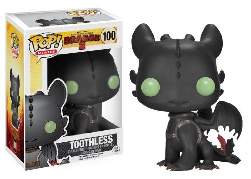 Funko POP! Movies: How To Train Your Dragon 2 - Toothless - 1