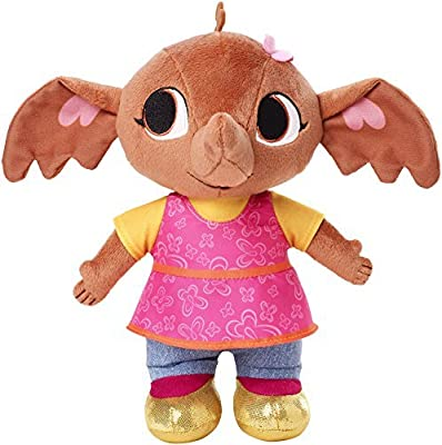 4 X Bing Sula Plush 7-inch Toy