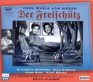 Weber C.M. Von: Freischutz (D