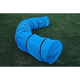 HDP 18ft Dog Agility Training and Exercise Tunnel New