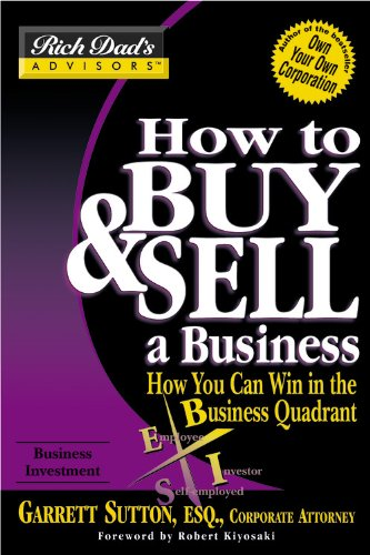Sutton Garrett, How to buy & sell a business.