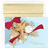 Shell Swag - Tropical Beach Holiday Cards