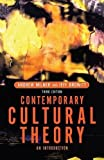 img - for Contemporary Cultural Theory: An Introduction by Andrew Milner (2002-11-17) book / textbook / text book
