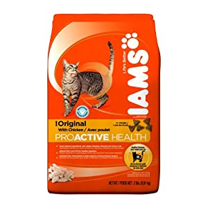Amazon.com : IAMS Original with Chicken Proactive Health ...