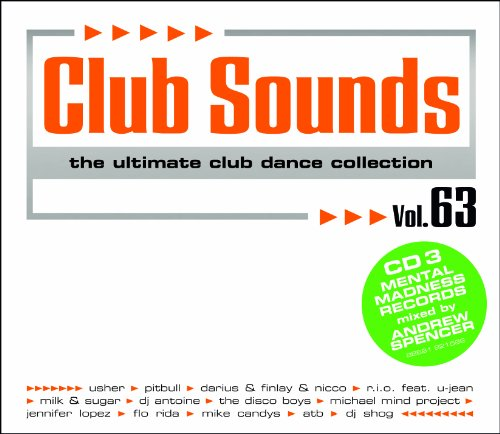 VA - Club Sounds Vol 63-3CD-2012-QMI Download