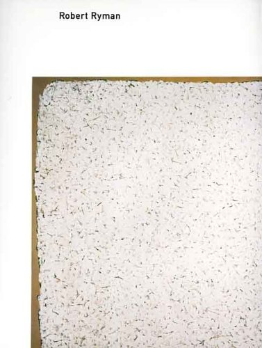 Robert Ryman (Dallas Museum of Art Publications)