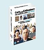 CURB YOUR ENTHUSIASM - SERIES 1 - 5 [BOX SET] [IMPORT ANGLAIS] (IMPORT)  (COFFRET DE 11 DVD)