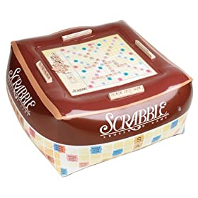 Inflatable Scrabble