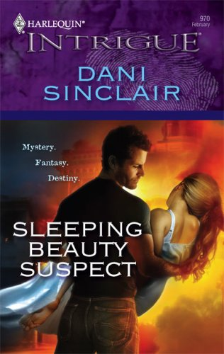 Image for Sleeping Beauty Suspect (Harlequin Intrigue Series)