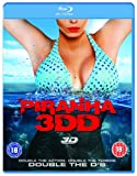 Piranha 3DD (Region B Blu-ray 3D +