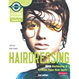 NVQ/SVQ Level 3 Hairdressing (with Barbering and African Type Hair Units), 2nd editionby Ms Gilly Ford
