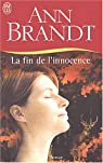 La fin de l'innocence par Brandt
