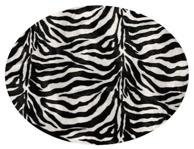 Terrific Zebra Animal Print Fur Washable Large Bean Bag Chair Free Ocoug Best Dining Table And Chair Ideas Images Ocougorg