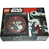 LEGO Star Wars Chewbacca & Storm Trooper Alarm Clock