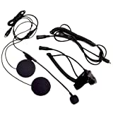 Midland AVPH1 Open Face Helment Headset for Midland GMRS