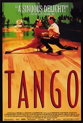 Tango Poster Movie 11x17 Miguel Angel Sola Juan Luis Galiardo Mia Maestro Cecilia Narova