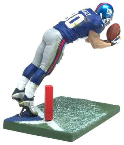 McFarlane Toys NFL Sports Picks Series 7 Action Figure Jeremy Shockey New York Giants Blue JerseyB00011HE5C