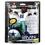 McFarlane Sportspicks: NFL Series 33 Michael Irvin Dallas Cowboys 6 inch - Brozne Variant Action Figure by Unknown