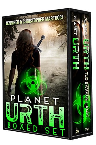 Planet Urth Boxed Set by Jennifer & Christopher Martucci ebook deal