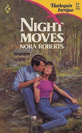 Night Moves, Nora Roberts