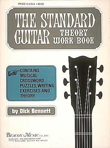 Standard Guitar Method - Theory Workbook