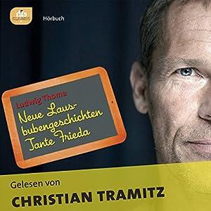 Neue Lausbubengeschichten / Tante Frieda Hörbuch