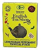 Amazon.co.jpイングリッシュティーショップ レモングラス&ペパーミント ティーバッグ1袋入り LEMONGRASS PEPPERMINT TROPICAL PUNCH 1袋入りミニペーパーボックス