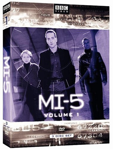 Mi-5: Volume 1 [DVD] [Import]
