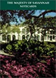 img - for Majesty of Savannah Notecards, The (Majesty Series) book / textbook / text book