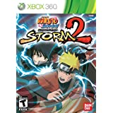 Naruto Shippuden: Ultimate Ninja Storm 2 - Xbox 360 Standard Editionby Namco