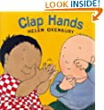 Clap Hands (Big Board Books)