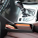 Console Side Pocket (2 PCS), Car Organizer, Car Seat Catcher, Fills the Gap Between the Seat, in my pocket [inpoc]