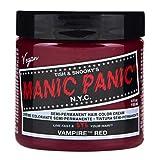 manic panic(マニックパニック) マニックパニックヘアカラー ヴァンパイアレッド MC11032 118ml