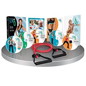 Slim in 6 DVD Workout from Beachbody Inc.,