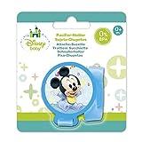 Disney - Sujeta chupetes mickey baby