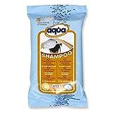 Aqua Shampoo Gants