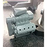 1:8 Huge Rc Boat Nitro car Model Engine hemi Blown RC Drag car RC Pulling