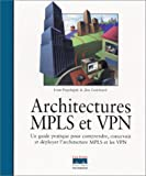 img - for Architectures MPLS et VPN book / textbook / text book