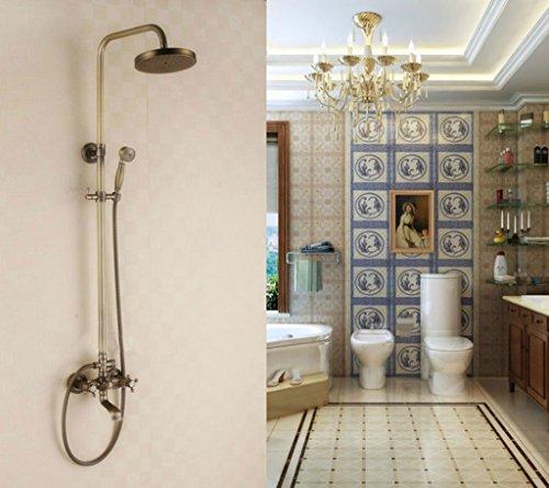 messing-antik-badewanne-dusche-wasserhahn-mit-8-zoll-duschkopf-handbrause