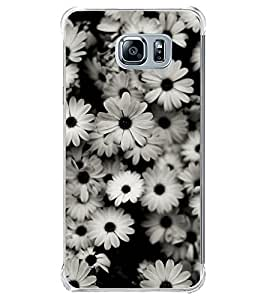 Printvisa Beautiful White Flowers 2D Hard Polycarbonate Designer Back Case Cover For Samsung Galaxy Note5 :: Samsung Galaxy Note5 N920G :: Samsung Galaxy Note5 N920T N920A N920I
