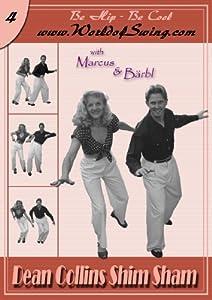 World of Swing DVD #4 - Dean Collins Shim Sham (Int/Adv)